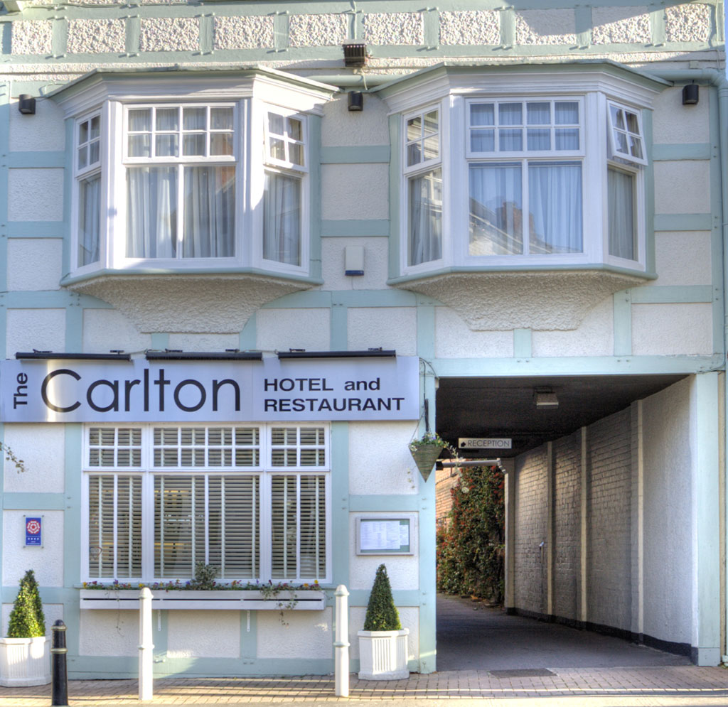 The Carlton Hotel :: Find Us