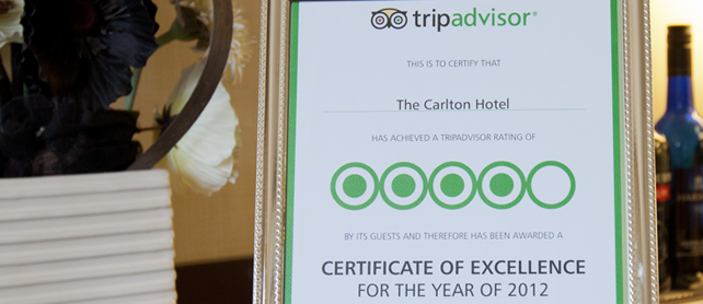 Awarded hotel in Rugby